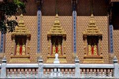 ταϊλανδικό watprako ναών Στοκ φωτογραφίες με δικαίωμα ελεύθερης χρήσης