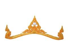 ταϊλανδικός παραδοσιακός ύφους Στοκ φωτογραφία με δικαίωμα ελεύθερης χρήσης
