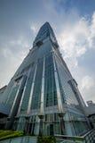 Ταϊπέι 101 πύργος Στοκ εικόνες με δικαίωμα ελεύθερης χρήσης