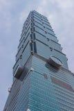 101 Ταϊπέι Στοκ Εικόνα