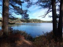 Ταϊσμένη άνοιξη τρύπα λουσίματος Στοκ φωτογραφία με δικαίωμα ελεύθερης χρήσης
