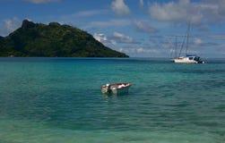 Ταϊτή Στοκ Εικόνες