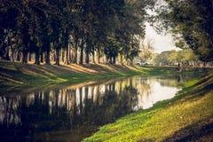 Ταϊλάνδη, πάρκο Στοκ Εικόνα