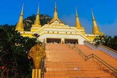 Ταϊλάνδη wat Στοκ εικόνες με δικαίωμα ελεύθερης χρήσης