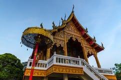 Ταϊλάνδη wat Στοκ εικόνα με δικαίωμα ελεύθερης χρήσης