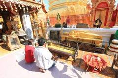 Ταϊλάνδη Wat Phra που Doi Suthep σε Chiang Mai Στοκ Φωτογραφίες