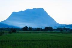 Ταϊλανδικά βουνά Στοκ φωτογραφία με δικαίωμα ελεύθερης χρήσης