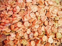 Ταϊλανδικά γλυκά τρόφιμα Στοκ Εικόνες