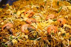 Ταϊλανδικά, ταϊλανδικά τρόφιμα μαξιλαριών Στοκ Φωτογραφία