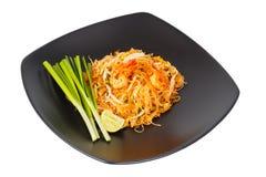 Ταϊλανδικό μαξιλάρι Ταϊλανδός τροφίμων στοκ εικόνες με δικαίωμα ελεύθερης χρήσης