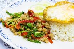 Ταϊλανδικά τρόφιμα Στοκ φωτογραφίες με δικαίωμα ελεύθερης χρήσης
