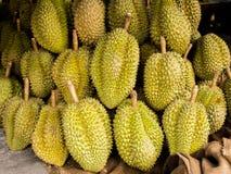 Ταϊλανδικά φρούτα durian Στοκ Εικόνες