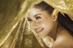 ταϊλανδική γυναίκα Στοκ Φωτογραφία