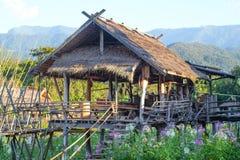 Ταϊλανδική καμπίνα Στοκ φωτογραφία με δικαίωμα ελεύθερης χρήσης