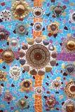 Ταϊλανδική καλλιτεχνική σύσταση Στοκ Εικόνα