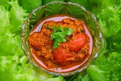 Ταϊλανδική κουζίνα Στοκ Φωτογραφίες