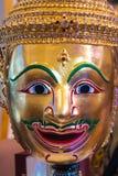 Ταϊλανδική μάσκα ύφους Στοκ φωτογραφία με δικαίωμα ελεύθερης χρήσης