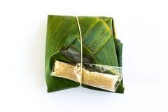 Ταϊλανδική παραδοσιακή συσκευασία επιδορπίων Στοκ φωτογραφίες με δικαίωμα ελεύθερης χρήσης