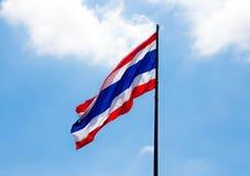 Ταϊλανδική σημαία Στοκ Εικόνα