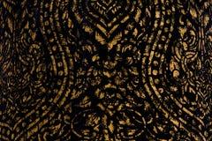Ταϊλανδική τέχνης σύσταση γλυπτών της Ασίας αρχαία Στοκ Φωτογραφίες