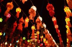 Ταϊλανδικοί ναός και Ταϊλανδός Στοκ Φωτογραφίες
