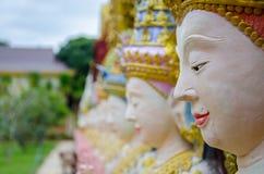 Ταϊλανδικός αρσενικός άγγελος παράδοσης Στοκ εικόνα με δικαίωμα ελεύθερης χρήσης