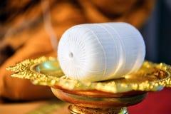 ταϊλανδικός γάμος Στοκ φωτογραφίες με δικαίωμα ελεύθερης χρήσης