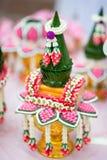 ταϊλανδικός γάμος Στοκ Εικόνα