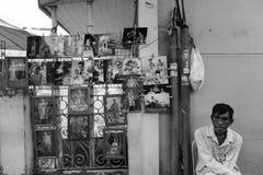 Ταϊλανδικός θάνατος βασιλιάδων Στοκ Εικόνες