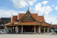 Ταϊλανδικός ναός, Μπανγκόκ Στοκ φωτογραφία με δικαίωμα ελεύθερης χρήσης