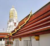 Ταϊλανδικός ναός στην Ταϊλάνδη Στοκ Εικόνες