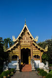 Ταϊλανδικός ναός στοκ εικόνα με δικαίωμα ελεύθερης χρήσης