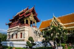Ταϊλανδικός ναός στοκ εικόνες με δικαίωμα ελεύθερης χρήσης