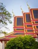 Ταϊλανδικός ναός roof_5 Στοκ Εικόνες