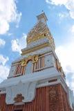 Ταϊλανδικός ναός Wat Prathat Panom, Nakornpanom, Ταϊλάνδη Στοκ Εικόνες