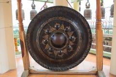 Ταϊλανδικός ντόπιος gong Στοκ φωτογραφία με δικαίωμα ελεύθερης χρήσης