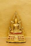 Ταϊλανδικός πολιτισμός του Βούδα της Ταϊλάνδης Στοκ Εικόνες