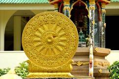 Ταϊλανδικό άγαλμα Στοκ φωτογραφία με δικαίωμα ελεύθερης χρήσης