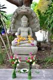 Ταϊλανδικό άγαλμα Στοκ εικόνες με δικαίωμα ελεύθερης χρήσης