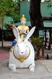 Ταϊλανδικό άγαλμα Στοκ φωτογραφίες με δικαίωμα ελεύθερης χρήσης
