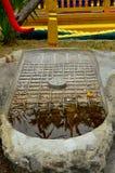 Ταϊλανδικό άγαλμα Στοκ Εικόνες
