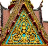Ταϊλανδικό άγαλμα Στοκ Φωτογραφία