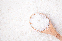 Ταϊλανδικό άσπρο ρύζι Hom Μαλί Στοκ φωτογραφία με δικαίωμα ελεύθερης χρήσης