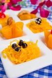 Ταϊλανδικό γλυκό επιδορπίων Στοκ εικόνες με δικαίωμα ελεύθερης χρήσης