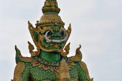 Ταϊλανδικό είδωλο Στοκ εικόνες με δικαίωμα ελεύθερης χρήσης