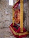 Ταϊλανδικό εγγενές αρχαίο gong Gong στην Ταϊλάνδη Στοκ Εικόνα