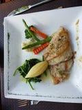 Ταϊλανδικό κοτόπουλο Στοκ φωτογραφία με δικαίωμα ελεύθερης χρήσης