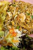 Ταϊλανδικό μαξιλάρι Ταϊλανδός τροφίμων Στοκ Φωτογραφίες
