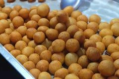 Ταϊλανδικό παραδοσιακό γλυκό επιδόρπιο Στοκ φωτογραφία με δικαίωμα ελεύθερης χρήσης