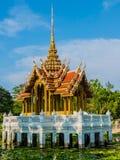 Ταϊλανδικό περίπτερο ύφους Στοκ Φωτογραφίες